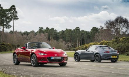 NEW GT SPORT TECH GRADE HERALDS UPDATED 2020 MAZDA MX-5 RANGE