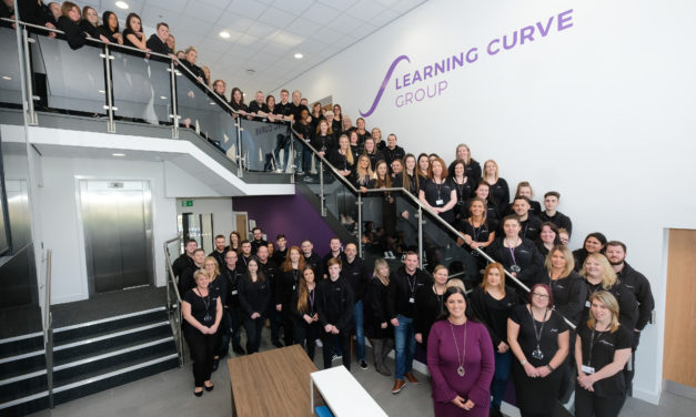 Learning Curve Group prepare for significant growth