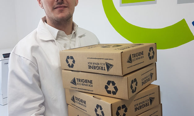 Trigiene Dental launches innovative sustainable products to reduce plastic waste