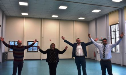 No Ceiling On Ambitions At Dipton Jubilee Centre Thanks To Banks Group Grants