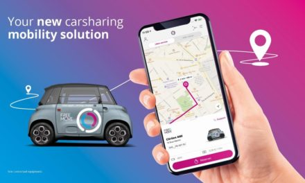 FREE2MOVE ADDS CITROËN AMI – 100% ËLECTRIC TO ITS CARSHARING SERVICE IN PARIS
