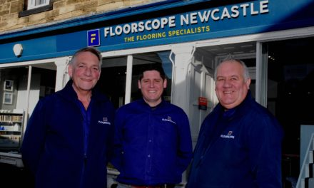 Floorscope 'roll' out specialist appointments