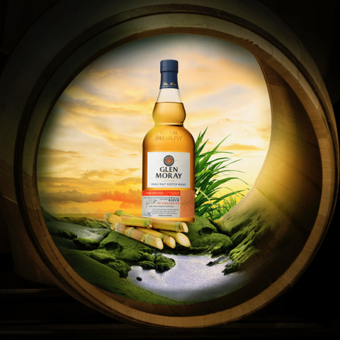 Glen Moray Launches new addition to the Curiosity Collection: Glen Moray Rhum Agricole Cask Finish Project