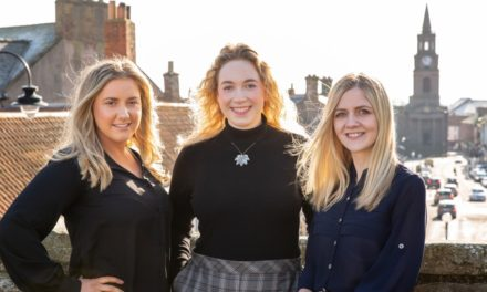 Greaves West & Ayre celebrate female trio of Chartered Accountants