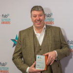 'COMPANY WITH A HEART' HONOURED WITH FEDERATION OF SMALL BUSINESSES AWARD