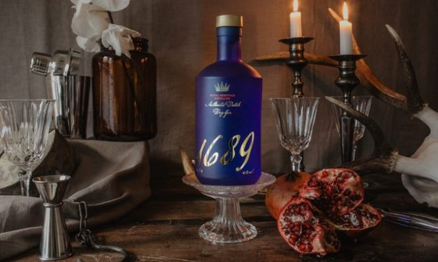 Premium Dutch Gin 1689, distilled to an original 300-year-old recipe, launches in the UK