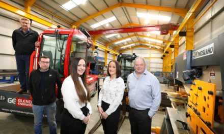 Wooler steel engineering firm builds capacity with rural grant fund investment
