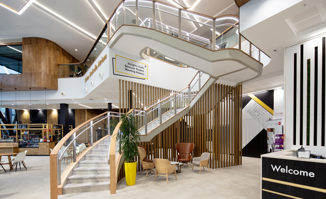 First commercial office building in the North East to be awarded outstanding BREEAM rating