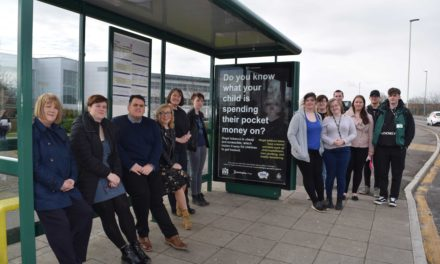 Creative students help tackle illegal tobacco trade