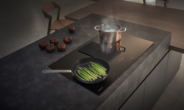 Samsung Announces New Infinite Cooking Range