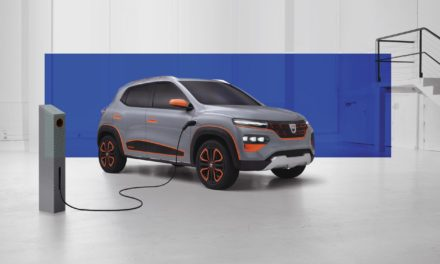 THE ALL-NEW DACIA SPRING ELECTRIC CONCEPT