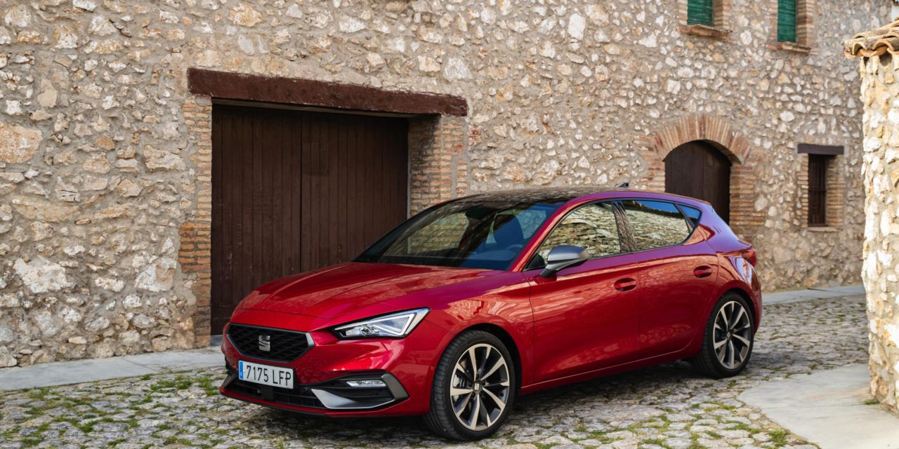 FIRST DYNAMIC IMAGES OF THE ALL-NEW SEAT LEON