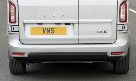 LEVC REVEALS NAME FOR NEW ELECTRIC VAN: VN5