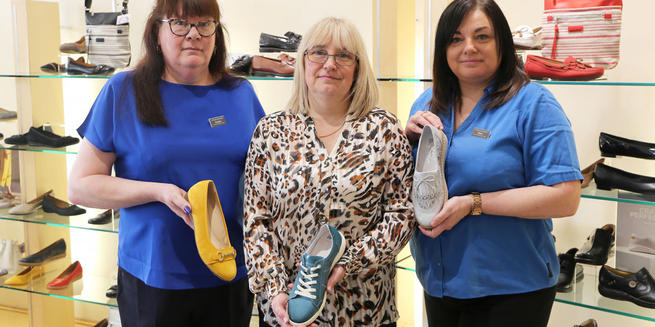 Treating staff well leads to great retention says shoe retailer