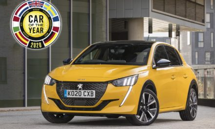 "ALL-NEW PEUGEOT 208 NAMED ""CAR OF THE YEAR 2020"""