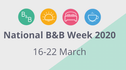 NATIONAL B&B WEEK RETURNS TO FLY THE FLAG FOR UK INDEPENDENT ACCOMMODATION