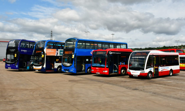 The region's bus operators enable 'any bus operator ticket validity' during Coronavirus emergency timetables from Monday