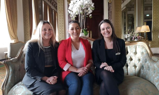 Charity is making waves at Wynyard Hall