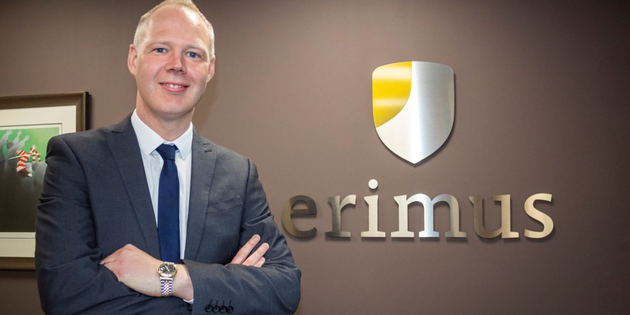 Erimus appoints new Operations Director