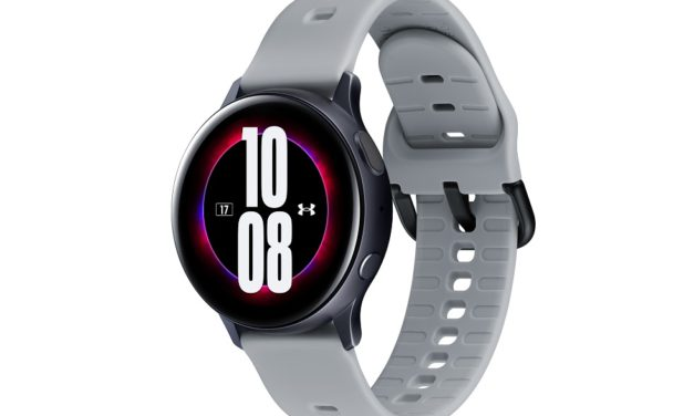 Samsung and Under Armour Introduce Galaxy Watch Active2 – Under Armour Edition to the UK