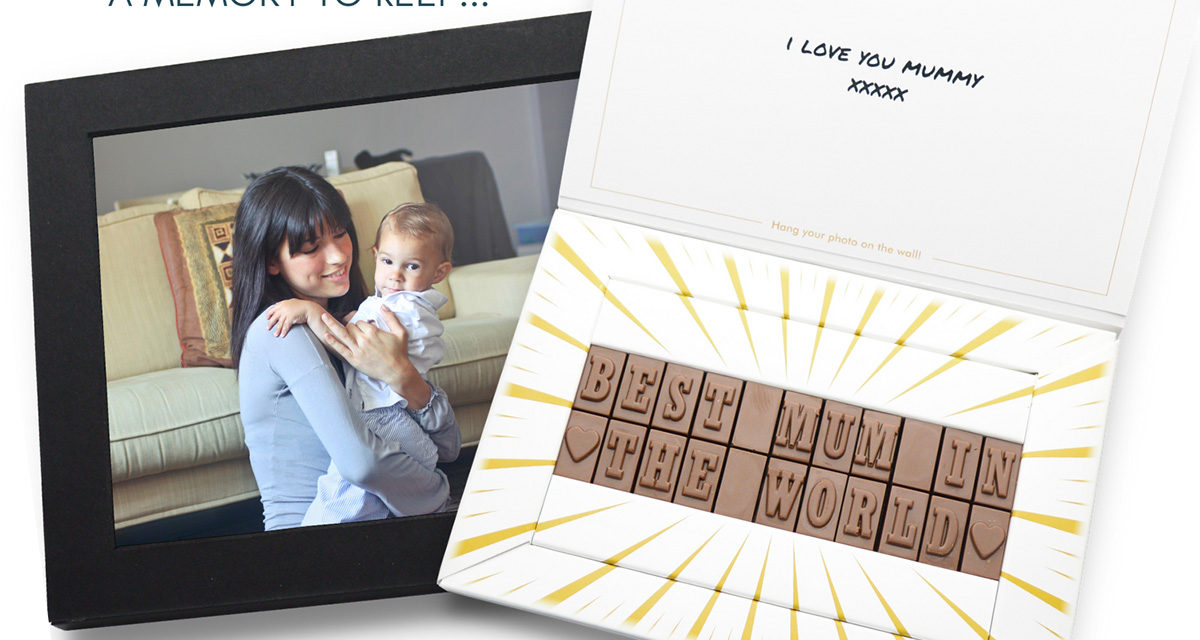 Eight fabulous photo gifts this Mother's Day