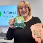 Turn cafe culture into daily giving for hospice