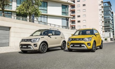 SUZUKI INTRODUCES THE IGNIS FACELIFT