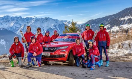 KODIAQ CALLED UP TO HELP BRITISH ARMY'S WHITE KNIGHT 36 EXERCISE IN SWITZERLAND
