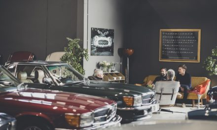 MERCEDES-BENZ SL SPECIALISTS SLSHOP REVOLUTIONISES CLASSIC SL OWNERSHIP WITH ITS CARE MEMBERSHIP SERVICE