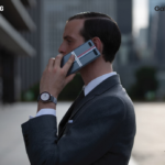 Samsung and Thom Browne's Iconic Smartphone Now Available