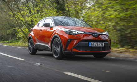 New C-HR prompts a renewal of vows in a solid romance