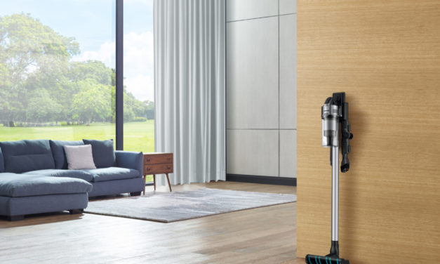 Samsung Launches High-Performance Jet™ Cordless Stick Vacuum Cleaner
