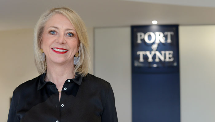 Industry expert to head up estates at the Port of Tyne