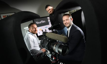 Gateshead Video Production Company Focussed On Growth After Small Loan Fund Investment
