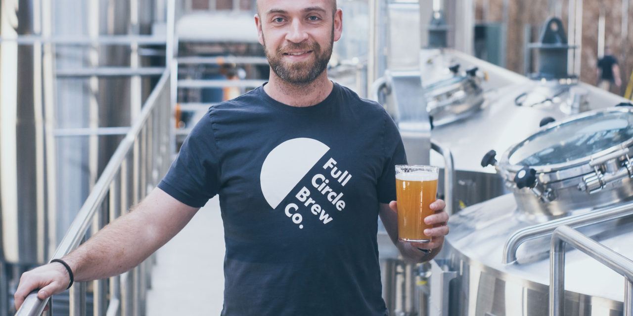 Full Circle delivery service keeps beer on tap