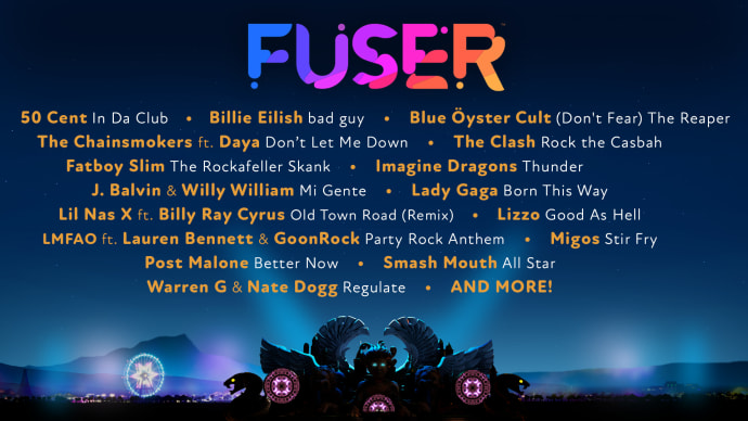 Master the Mix with FUSER — a Revolutionary New Music Gaming Experience