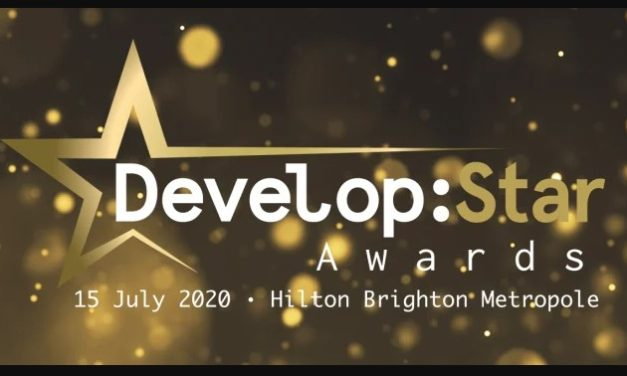 Entries Now Open For The Develop:Star Awards 2020