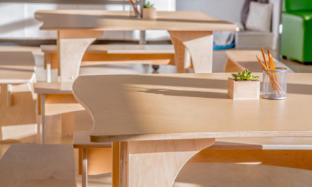 Why Should You Select Sustainable Furniture In Education?