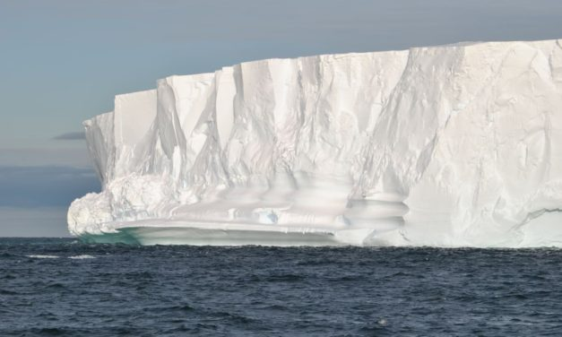 Antarctic ice walls protect against rising sea levels