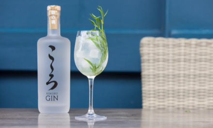 Why not 'try' a Kokoro Dragon Ball cocktail to celebrate the Rugby World Cup 🏉
