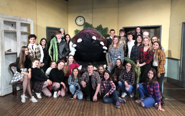 Ripon Grammar's monster hit musical promises to be a scream