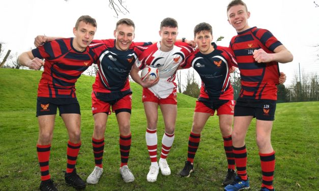 COUNTY SCRUM DOWN FOR YARM SCHOOL PLAYERS
