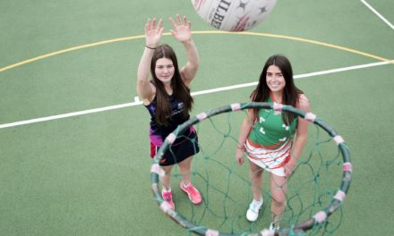 INTERNATIONAL NETBALL SUCCESS AT THE DOUBLE FOR YARM SCHOOL