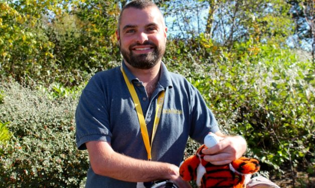 Bernicia employee to represent Europe in Ryder Cup-equivalent golf event