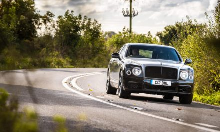 MULSANNE MAKERS: THE MASTER CRAFTSPEOPLE BEHIND 'THE GRAND BENTLEY'