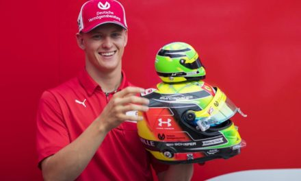 MICK SCHUMACHER ONLINE SHOP OPENING TODAY