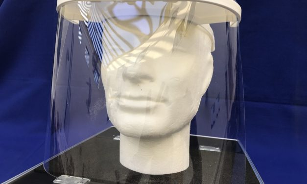 University producing protective face-shields for medics on frontline fight against COVID-19