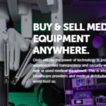 Oisto – mew medical B2B online platform where you can purchase new and used medical equipment
