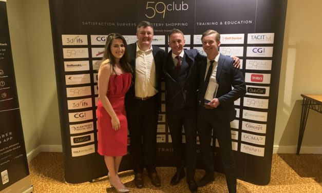 ROCKLIFFE HALL SCOOPS TWO ACCOLADES AT GOLF INDUSTRY AWARDS