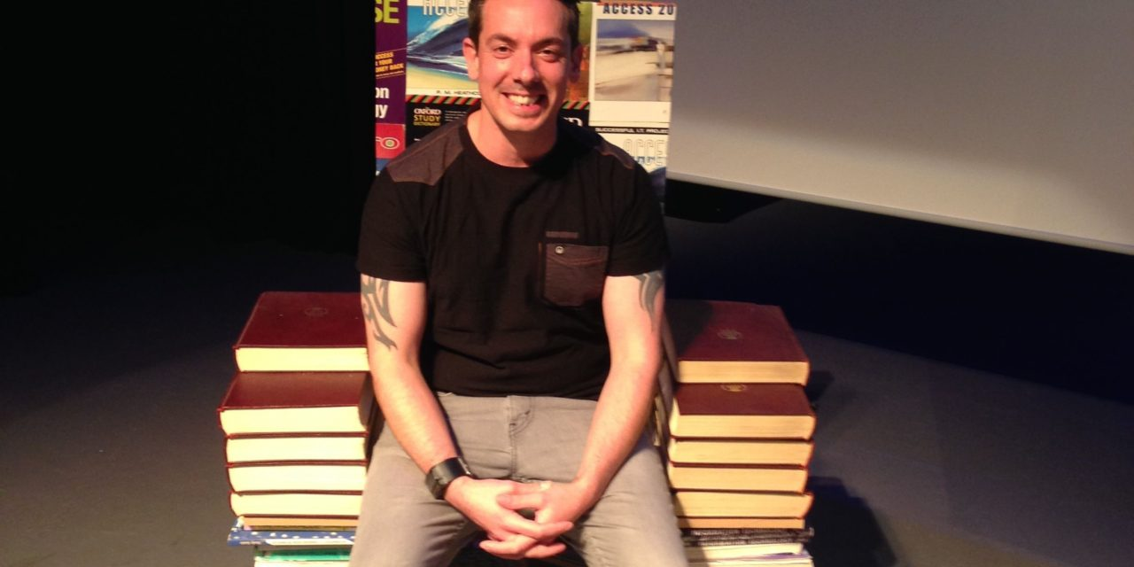 Author keeps families entertained with online storytelling during lockdown